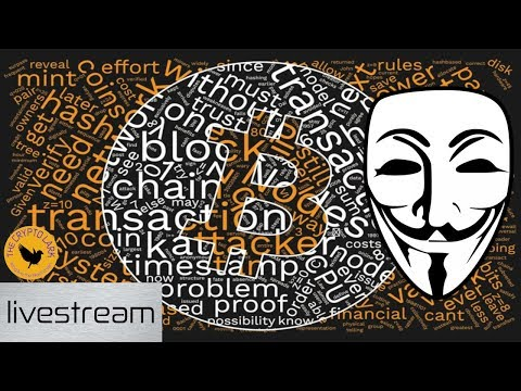 Bitcoin and Cryptocurrency Chat 21/05