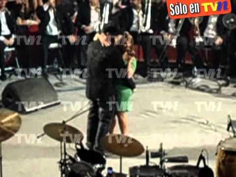 Jenni Rivera bailó bien 'apoyada' de su esposo en el palenque de Texcoco
