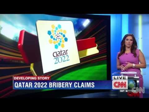 Qatar 2022 Corruption Scandal Breaking (Because It's Time!)