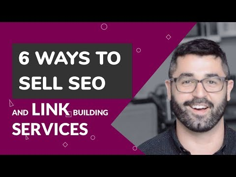 6 Ways to Sell SEO / Link Building Services With NO Track Record
