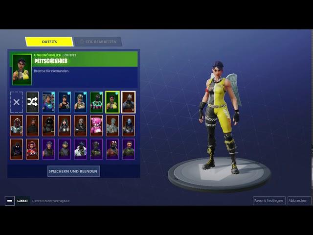 Verkaufe/Tausche Fortnite Account/ 30+ Skins