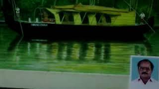 Chaudhvee vee ka ... A karaoke song by Raju Daniel