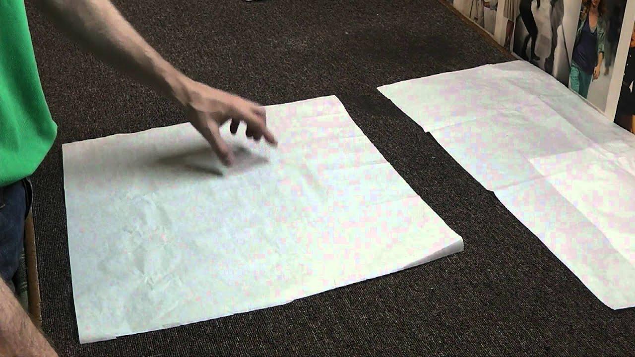 Как скроить воланы для платья