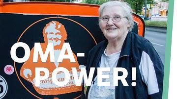 Alt werden & lässig bleiben! Die coolste Oma Berlins 👵 | Auf Klo mit ItsColeslaw