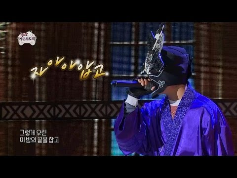 【TVPP】 Zion.T - Holding the end of this night , 자이언티 - 이 밤의 끝을 잡고 @Infinite Challenge