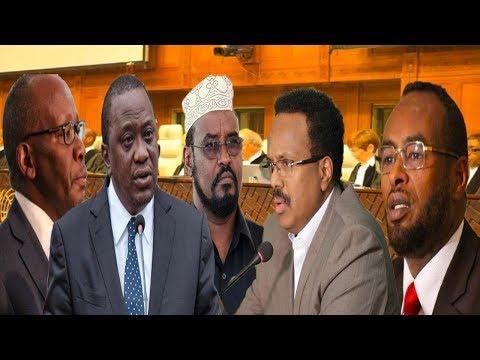 DEG DEG Jawaabta Maxkamadda ICJ iyo Soomaaliya & Wal Walka Kenya.