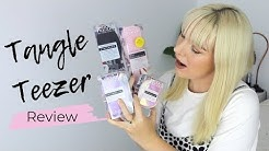 UPDATED Tangle Teezer Review for 2019 + Wet Detangling Brush