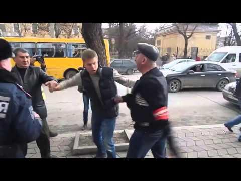 Армяне против провокаторов в Крыму!