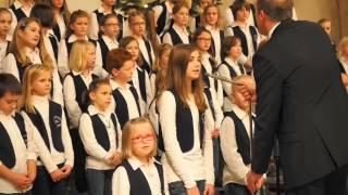 Weihnachtslieder Potpourri 2014 mit Kinderchor der MS Romberg