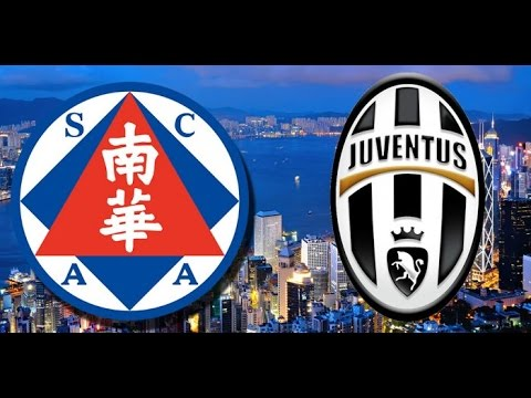 GOAL GOAL GOAL!!! South China Club 1-0 Juventus