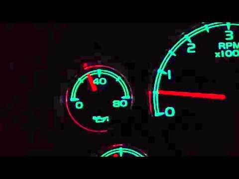 2011 Chevrolet Silverado rough idle
