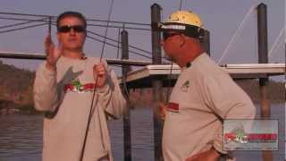Bobby Barrack talks about jig fishing on Clear Lake California