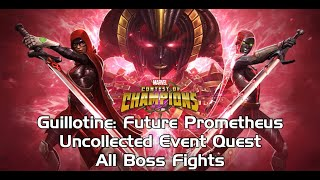Guillotine: Future Prometheus | Uncollected Event Quest | Elsa Bloodstone & Guillotine 2099