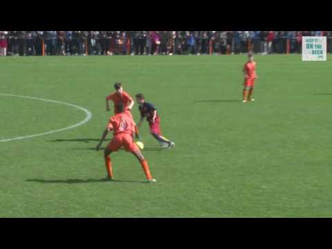 St Kevins Boys vs FC Barcelona - Academy Cup Final