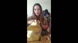 Chana Ainsworth Chanukah Video 1