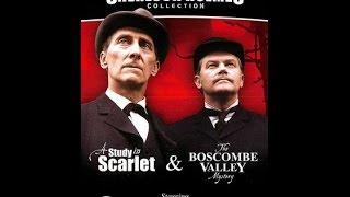 Sherlock Holmes in A Study in Scarlet 1968