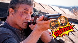 Rambo: Até o Fim | Crítica na saída do cinema | Bode na Sala