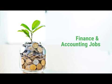Finance & Accounting Jobs
