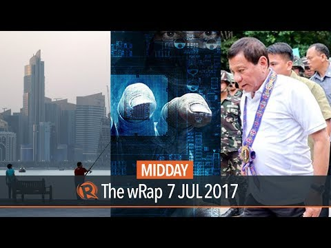 MIDDAY wRap, July 7, 2017