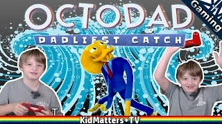 Odyssey Outrageous | OctoDad: Dadliest Catch | How to be an Octopus!! Part 1 [KM+Gaming S01E35]