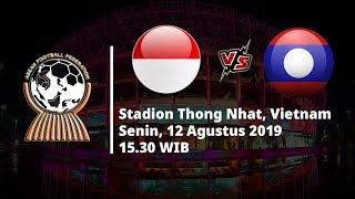 Jadwal Pertandingan dan Siaran Langsung Piala AFF U 18 Indonesia Vs Laos Senin (12/8)