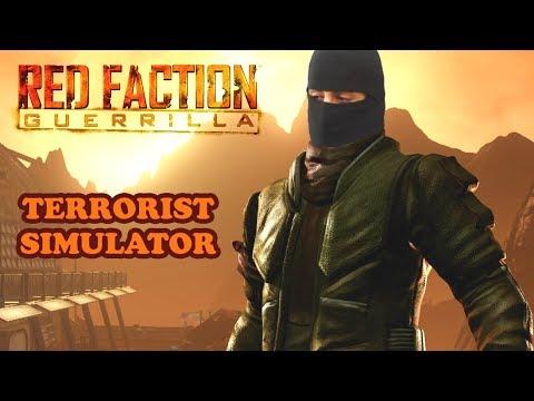 Terrorist organisation red army faction