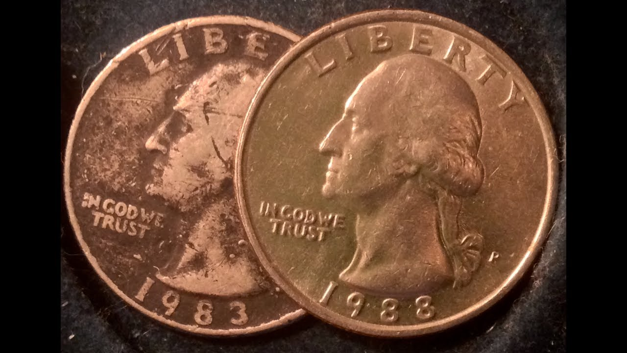 1983 Quarter A Lot More Valuable Than You May Realize Youtube