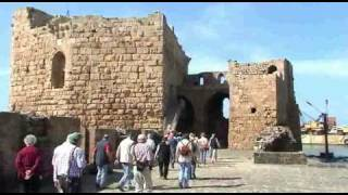 Libanon: Sidon und Tyros