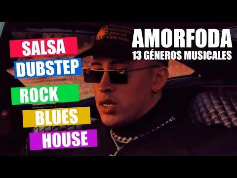 AMORFODA EN 13 ESTILOS MUSICALES - BAD BUNNY