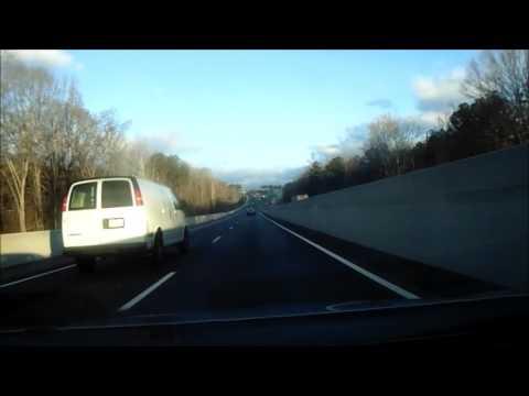 I-75 North HOT Lanes (Henry County, GA)