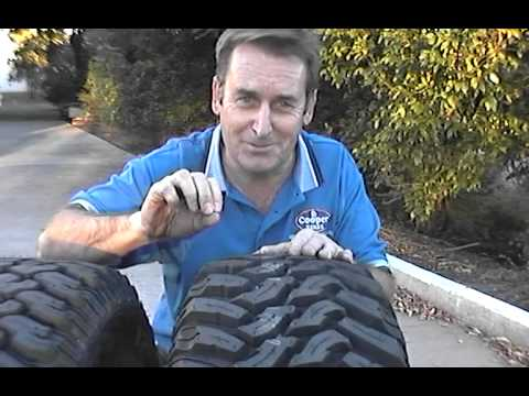 Tyre Types Explained - Cooper Tyre Tips