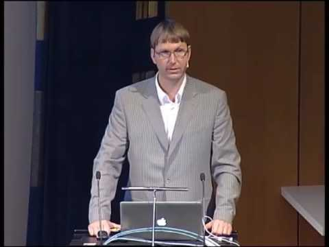 Dirk Helbing's talk (2011): Towards Simulating the Foundatio