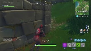 """HOW TO COMPLETE """"ELIMINATIONS HAUNTED HILLS"""" MISSION!!!! Fortnite: battle royale"""