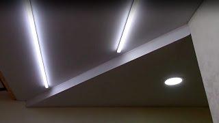 Светодиодная подсветка потолка(, 2016-05-23T13:50:17.000Z)