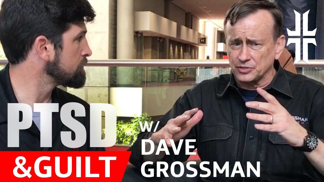 Pt.4 - Dave Grossman: Survivor's Guilt, PTSD, & Successful Transitions