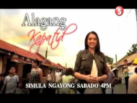 Music Theme of Alagang Kapatid by Reev Robledo