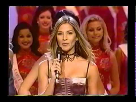 Miss Mundo 2003