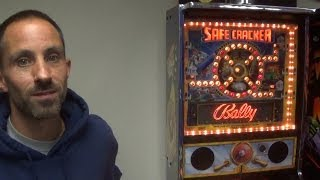 SAFE CRACKER Pinball Machine ~ PinballSTAR Collection ~ GRC Feature Review & Battle!