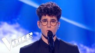 Daniel Balavoine - SOS D'un Terrien En Détresse | Gjon's Tears | The Voice 2019 | Live Audition