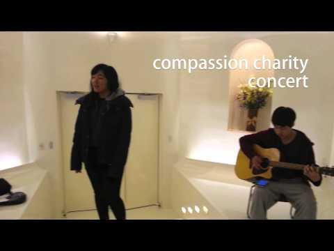 Compassion Charity Concert Teaser - Jasmine Park x Hannah Trinka x James Yang (SFS)