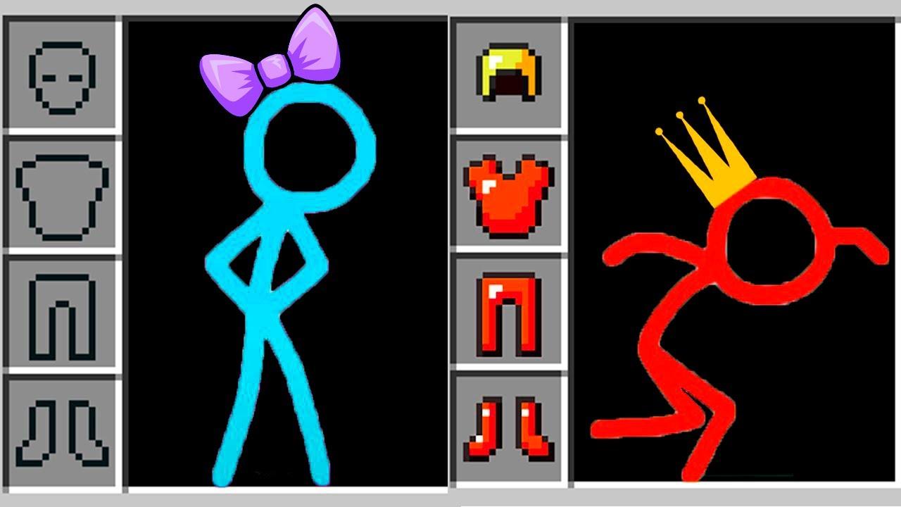 Watergirl and Fireboy - Stickman vs Minecraft Shorts Animation vs Minecraft Cartoon Stick Figure