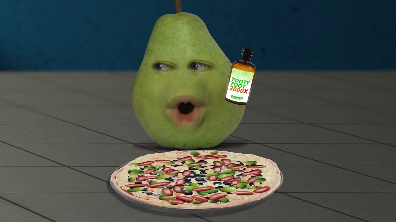 Annoying Orange   The Pizza Challenge 🍕
