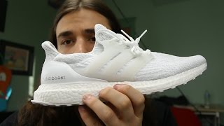 adidas ultra boost triple white 3 0 not as comfortable