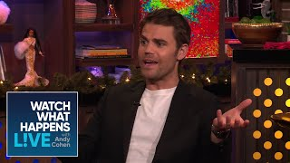 Will Paul Wesley Be Part of 'Vampire Diaries' Spinoff? | WWHL