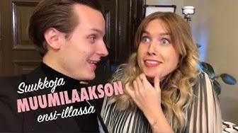 Muumihaasteita ja juhlahumua  🎉 Thelma & Valtteri Muumilaakson ensi-illassa