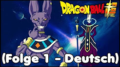 DRAGONBALL SUPER KOMPLETT IN DEUTSCH!