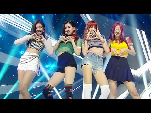 《Special Stage》 BLACKPINK (블랙핑크) - AS IF IT'S YOUR LAST (Remix Ver.) (마지막처럼) @인기가요 Inkigayo 20170723