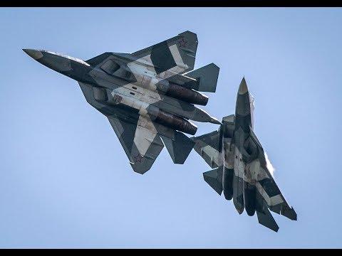 MAKS 2017 AIR SHOW: Russia's advanced aircraft (MC-21) & military hardware premiers at MAKS-2017