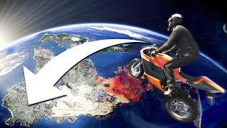 THE LONGEST GTA 5 STUNT EVER! - (GTA 5 Stunts & Fails)