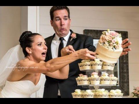 Когда на свадьбе что то пошло не так! Подборка свадебных приколов Funny Wedding Moments